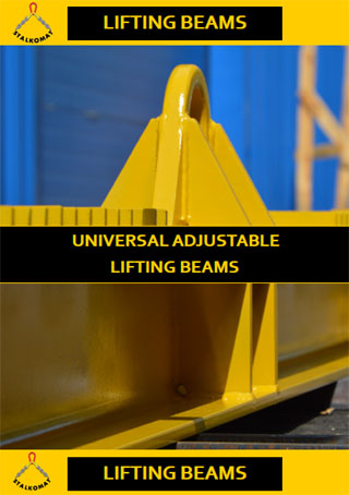 Catalogue - Universal Adjustable Lifting Beams